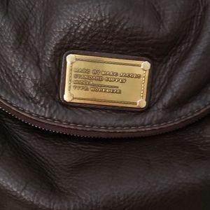 Marc Jacobs Natasha bag in brown!
